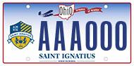 Cleveland St. IgnatiusHigh School Logo