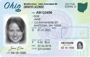 drivers license renewal fee ohio
